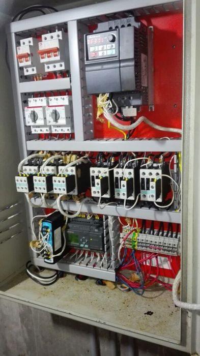 Ejemplo de Tablero Electrico 1