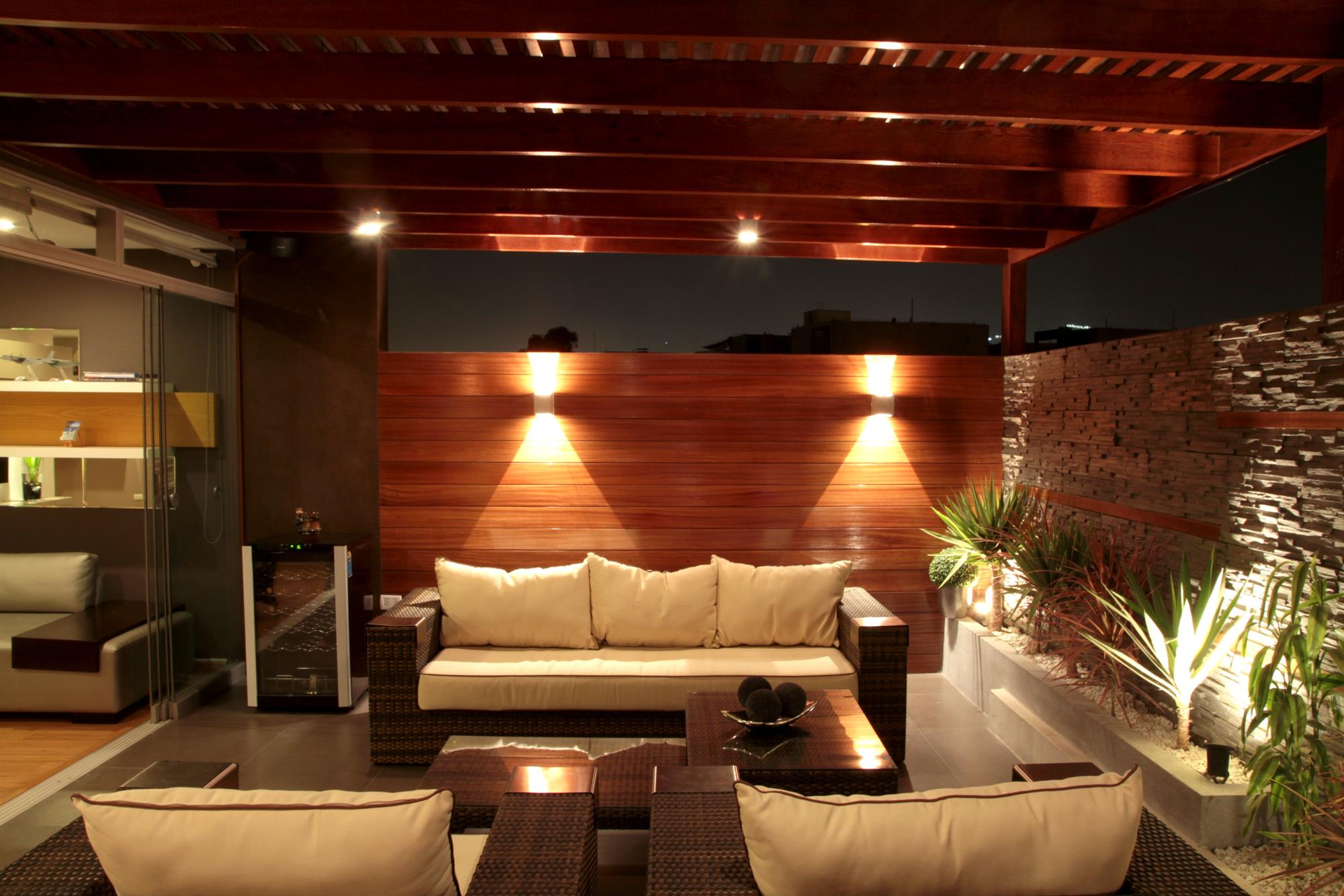 Dconfianza ideas para una buena remodelaci n de tu for Iluminacion terraza