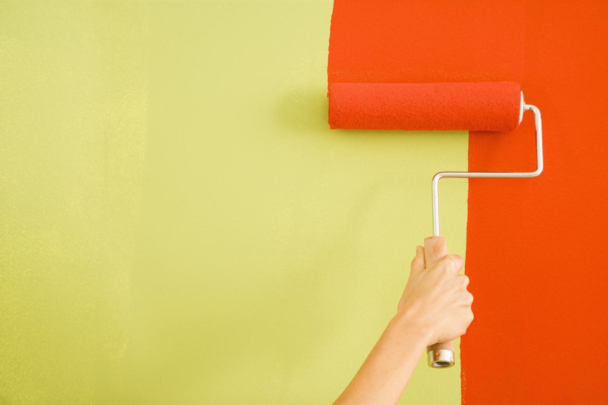 Dconfianza 8 Pasos Para Pintar El Interior De Tu Hogar Dconfianza ~ Aplicaciã³n Para Pintar Paredes