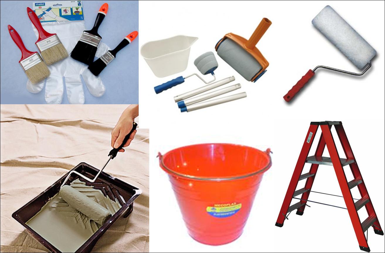 Dconfianza 8 pasos para pintar el interior de tu hogar dconfianza - Materiales para estucar paredes ...