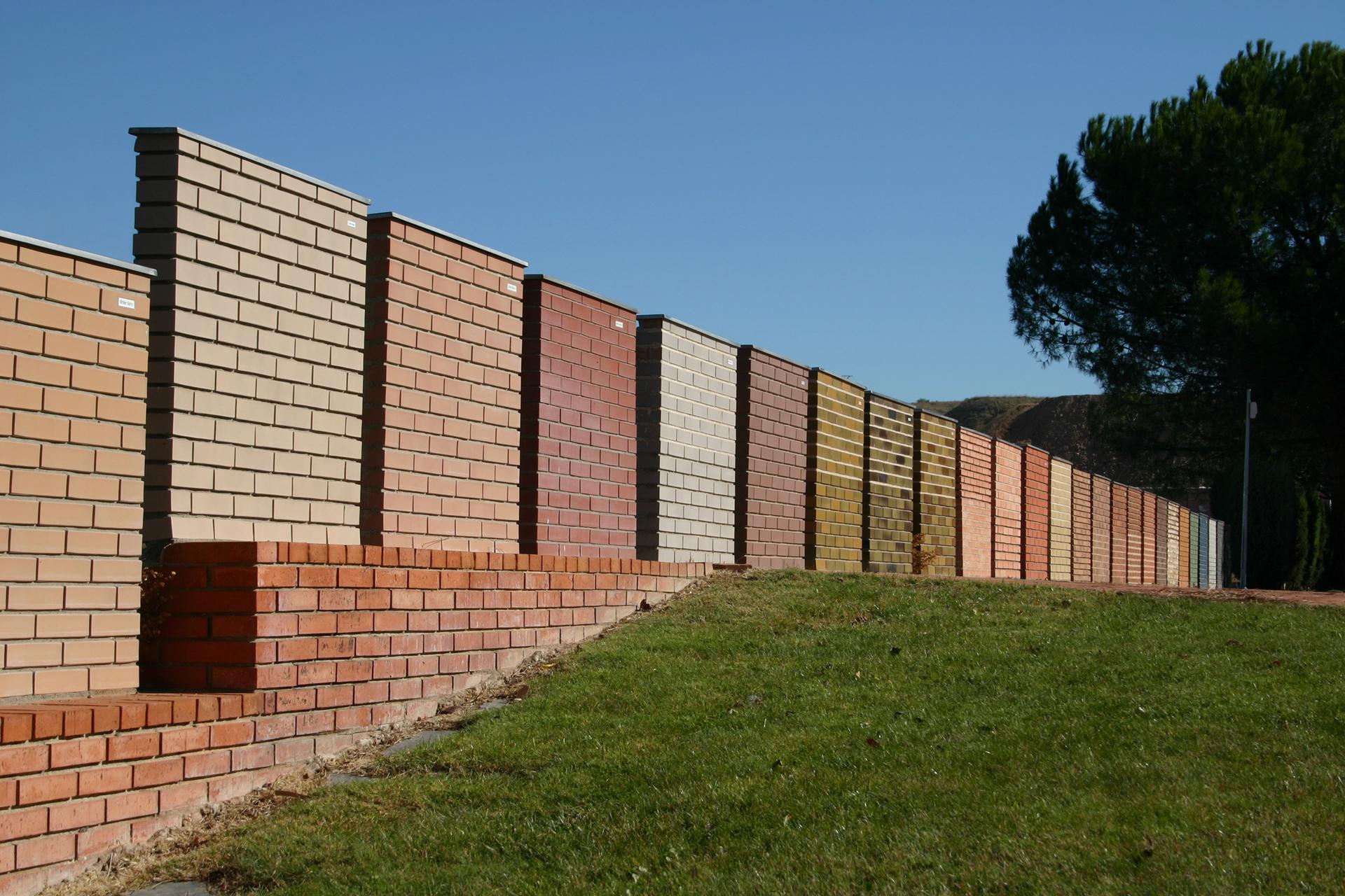 Dconfianza tipos de ladrillos para tu vivienda dconfianza - Muros de ladrillo visto ...