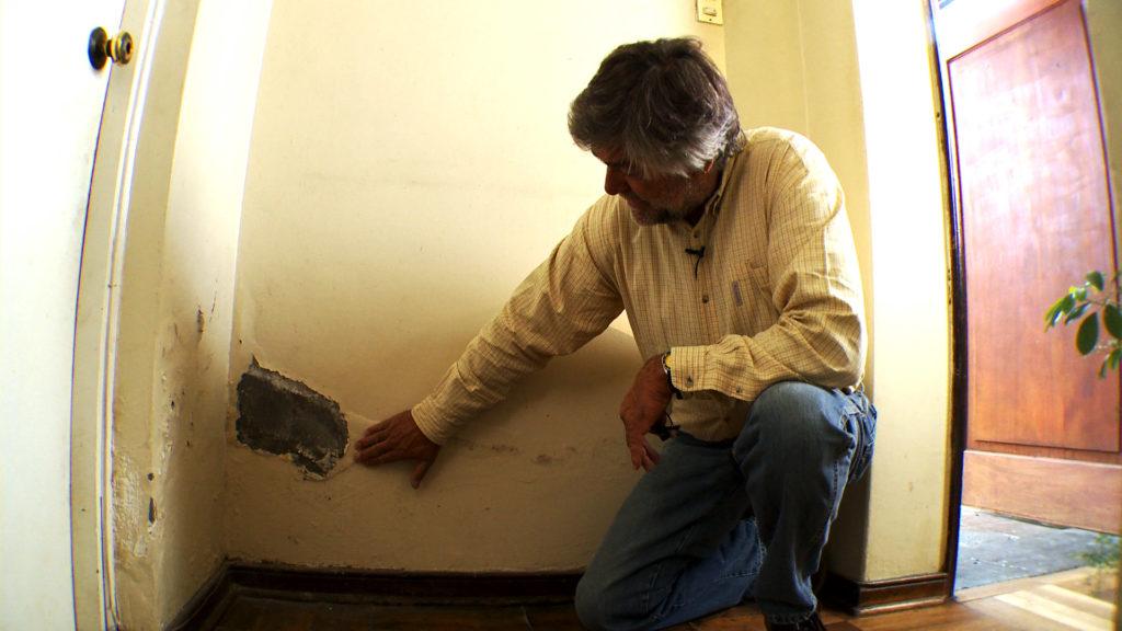 Cómo eliminar el salitre de las paredes