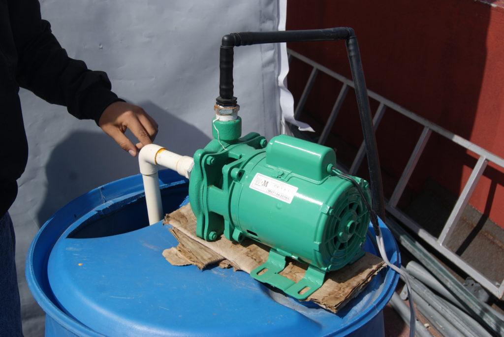 Revisión de fugas de agua