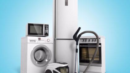 Mantenimiento de electrodomésticos