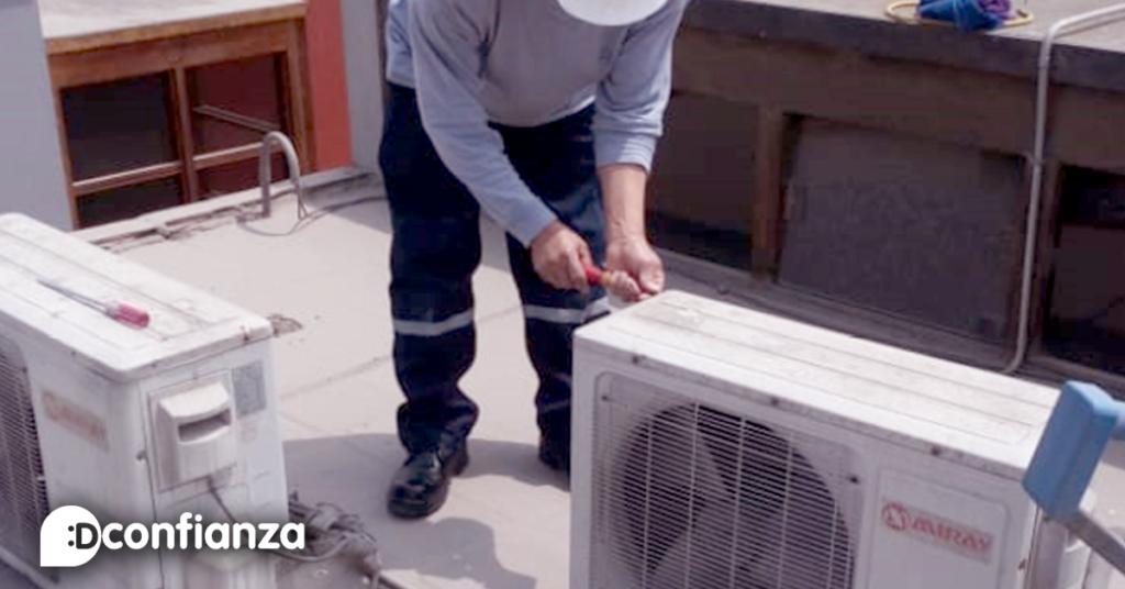 Planifica el uso de tu aire acondicionado