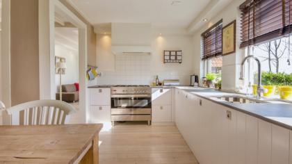 La cocina de la casa